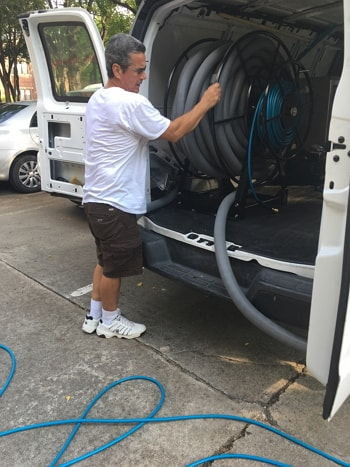 Pearland Country Club Drive Office Carpet Cleaning