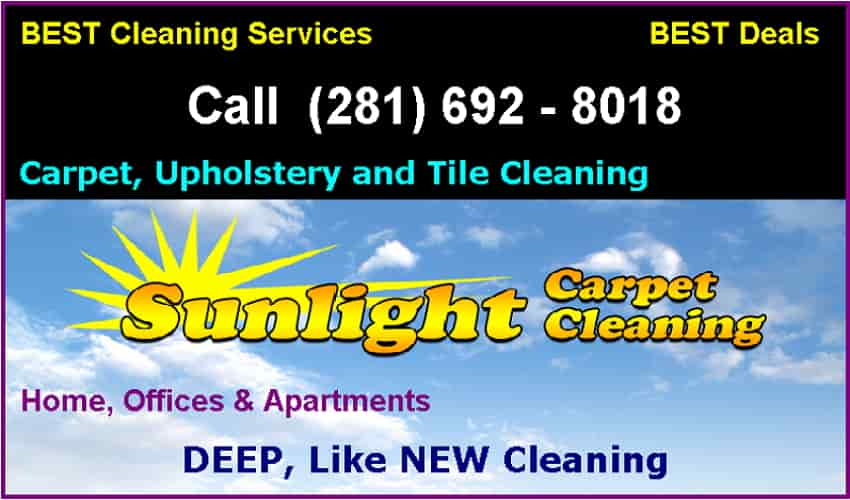 Clear Lake carpet cleaning Texas Carpet Cleaners